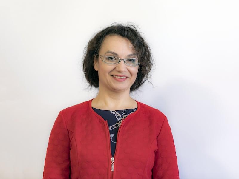 Sekretarz Miasta Alicja Choptowa-Rutkowska