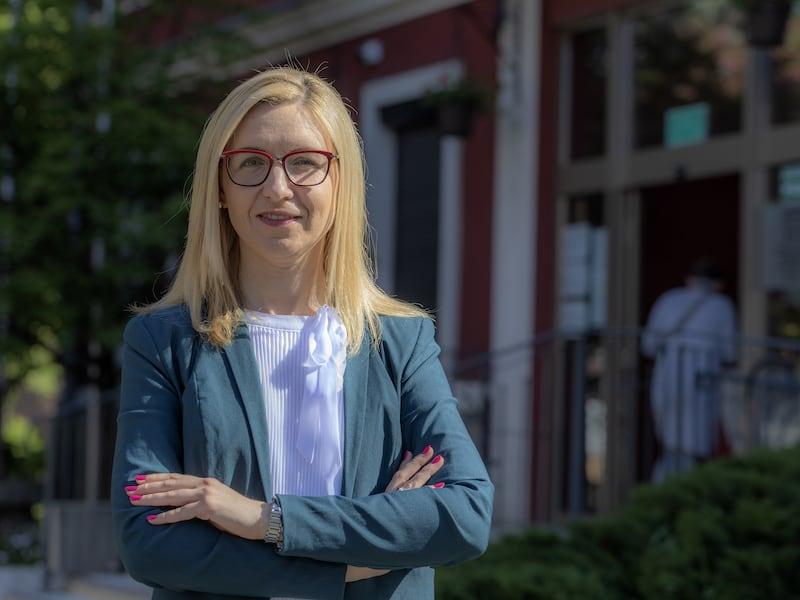 Wiceprezydent Miasta Natalia Walewska - Wojciechowska