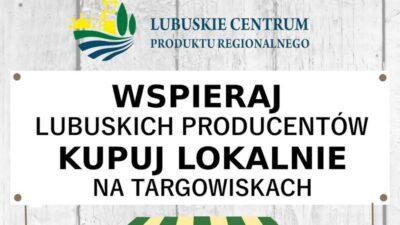 obrazek przedstawia napis zachęcający do wspierania lokalnych producentów i sprzedawców żywności