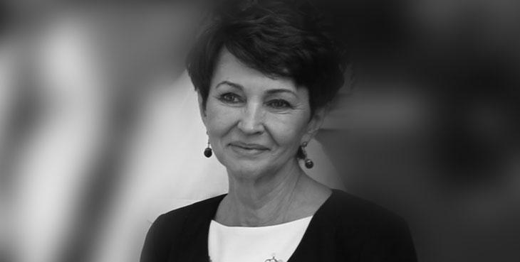 Na zdjęciu Bożesława Korczyk-Giza była skarbnik miasta Nowa Sól