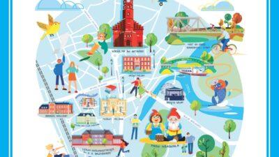 kartka z kalendarza miejskiego na 2021 rok