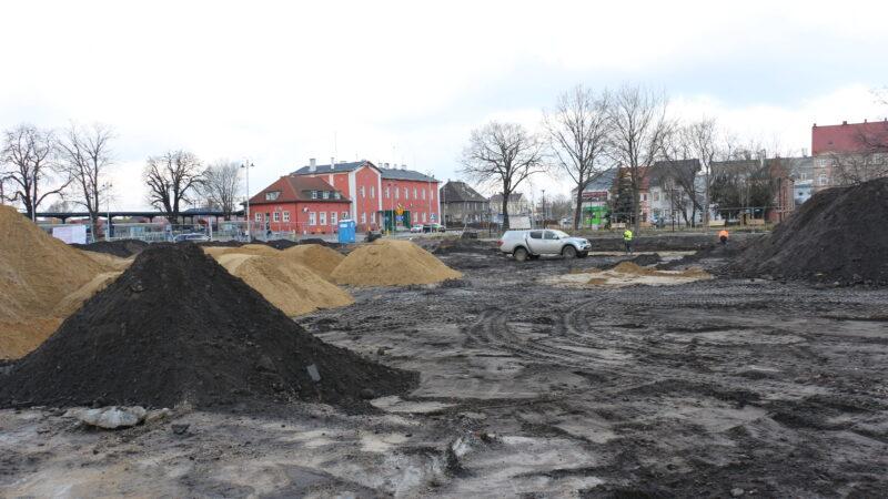 rozpoczęcie prac budowy hali sportowej